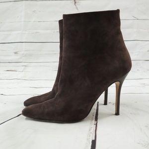 Manolo Blahnik Ankle Boot Insopo